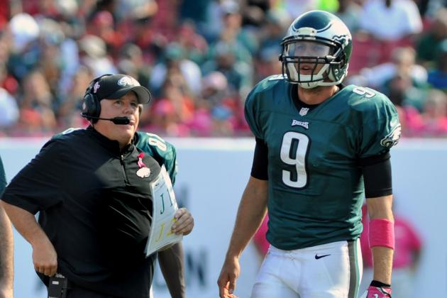 Philadelphia Eagles: What You Need to Know Heading into Week 9