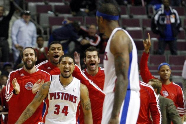 Final Offseason Grades for the Detroit Pistons