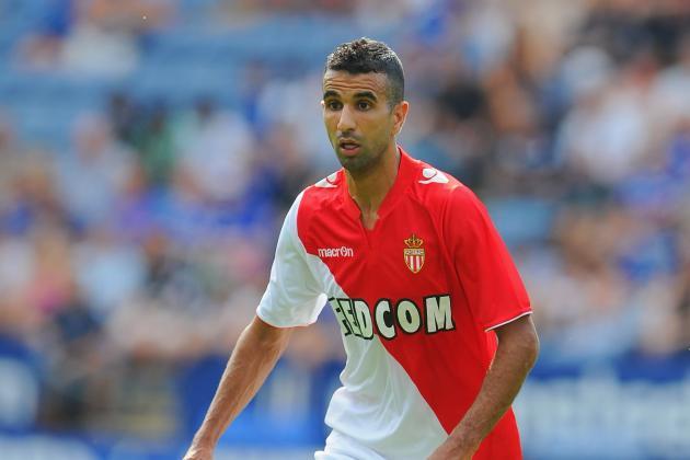 Journeyman Mounir Obbadi Is Dancing with Falcao and Monaco's Stars Under Ranieri