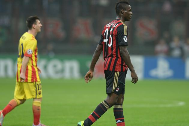 Mario Balotelli's Agent Hints at Chelsea Move Following Striker's Car Crash