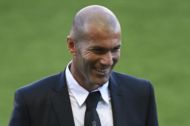 Zinedine Zidane Now Has 4 Sons in the Real Madrid Academy as Eliaz, 7, Signs
