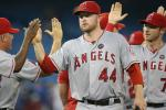 Report: Angels Shopping Trumbo, Bourjos