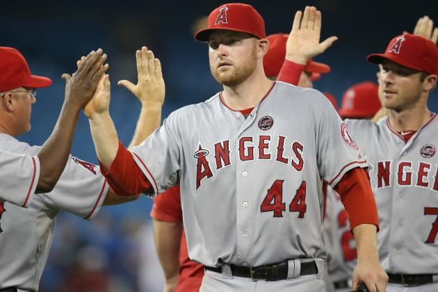LA Angels Trade Rumors: Updates on Mark Trumbo, Peter Bourjos and More