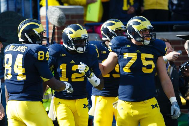 Michigan TE AJ Williams Suspended 1 Game Following Arrest