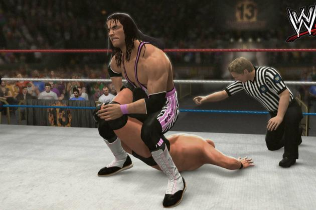 WWE 2K14: Previewing Best WrestleMania Matches in the Game