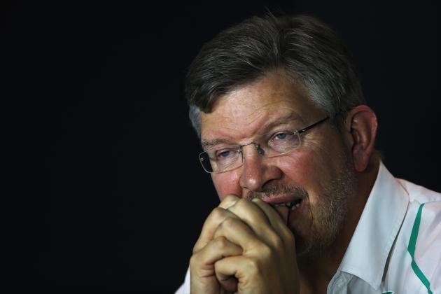 Ross Brawn Reportedly Set to Leave Mercedes at End of F1 Season