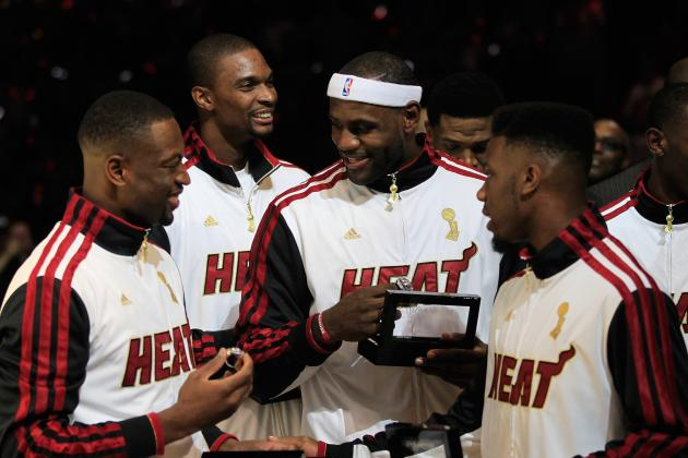 Miami Heat Championship Ring Ceremony: Start Time, Details and More