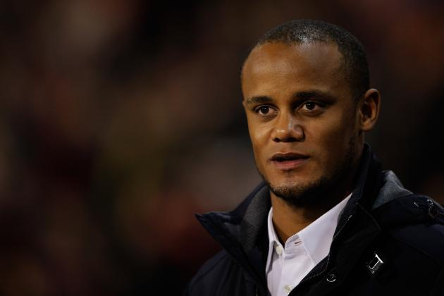 Vincent Kompany Reportedly Lined Up by Monaco for Summer Transfer