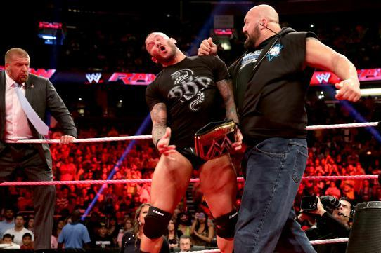 WWE Have Struck Gold with Booking the Big Show, at Last