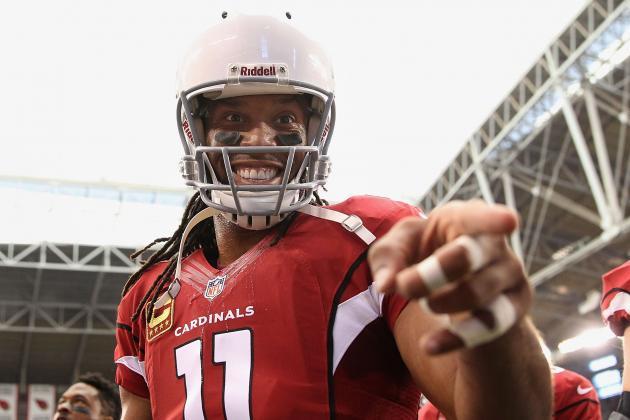 NFL Trade Rumors: Larry Fitzgerald, Jared Allen and Latest Deadline Buzz