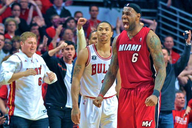 LeBron James vs. Derrick Rose: Still Plenty of Room for Debate