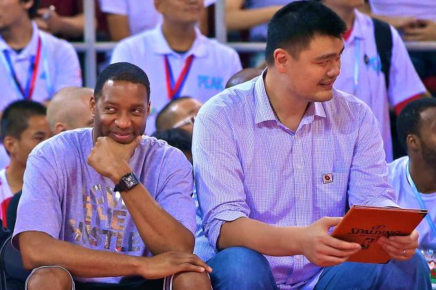 How the Chinese Basketball Association Became the Hot Destination for NBA Talent