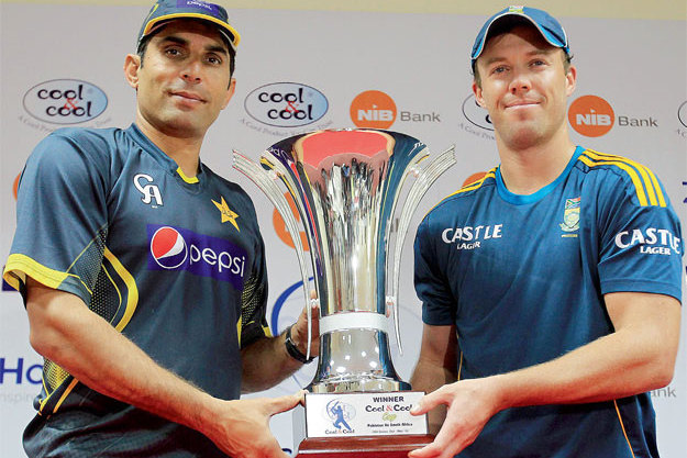 Pakistan vs. South Africa, 1st ODI: Date, Time, Live Stream, TV Info and Preview