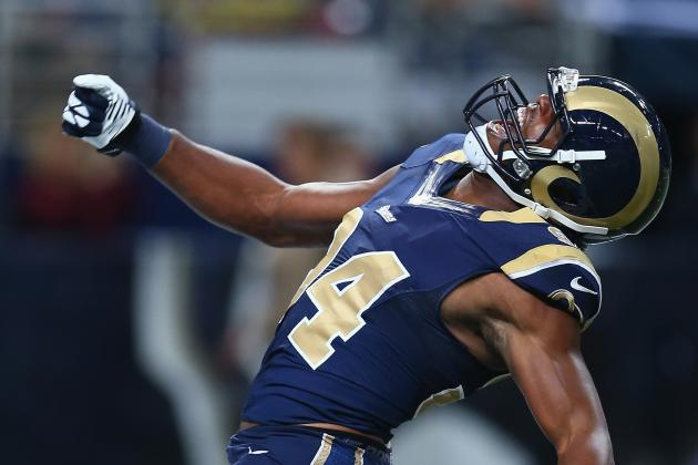 Quinn Sets Tone Early as Rams Defense Steps Up
