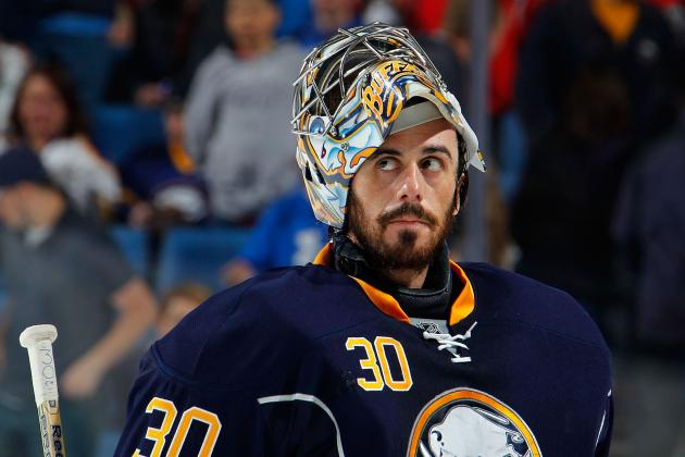 Now That Thomas Vanek Has Been Traded, Where Will Ryan Miller Wind Up?