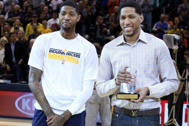 Why Danny Granger Rented His Mansion to Paul George