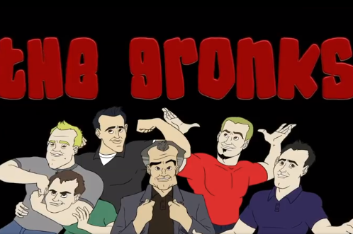 Leaked Video: The Gronkowski's Are Pitching an Animated TV Show
