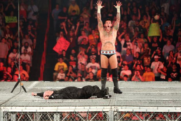 Best Feuds and Predictions for CM Punk, Ryback and Paul Heyman