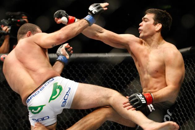 Lyoto Machida Wants to Fight Vitor Belfort After Beating Mark Munoz