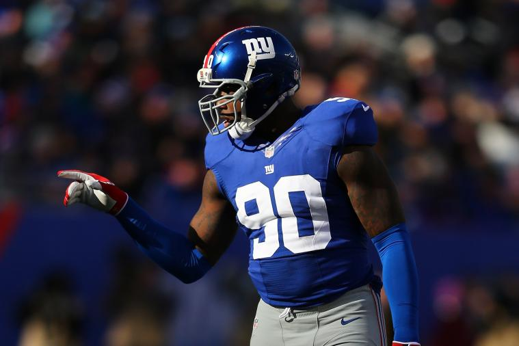 Jason Pierre-Paul's Problem More Than Just Recovering from Back Surgery