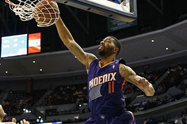'Basketball Play' Costs Phoenix Suns' Markieff Morris Season Opener