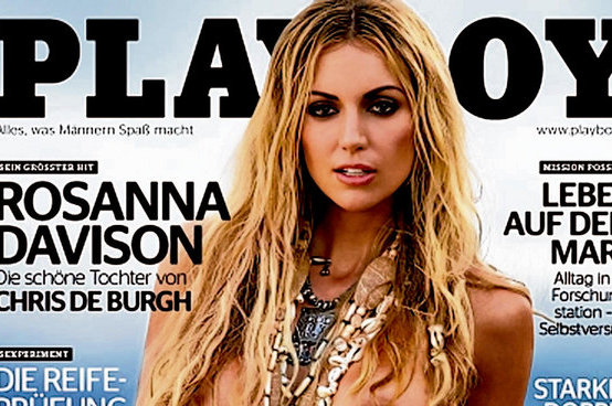 Former Miss World, Playboy Covergirl Rosanna Davison to Host Liverpool's LFC TV