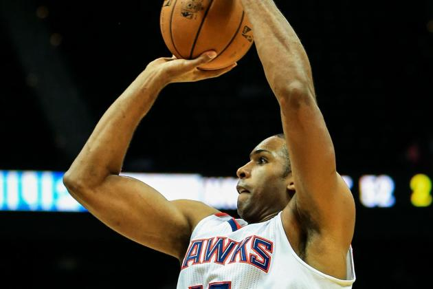 Al Horford on Atlanta Hawks' Future