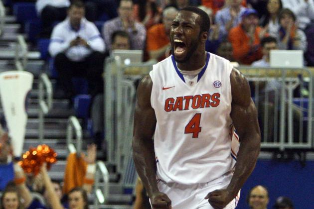 Patric Young Only Looks Indestructible