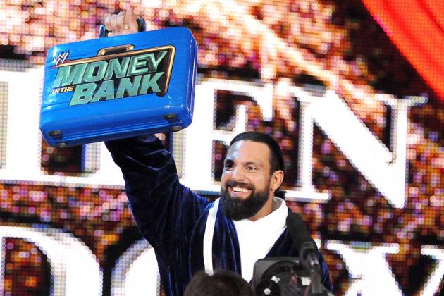 WWE Made a Mistake in Having John Cena Survive Damien Sandow's Cash-in