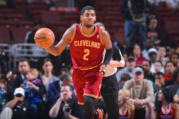 Kyrie Irving Opens Up on All-Time Starting 5, Cavs' Culture and Toughest Matchup