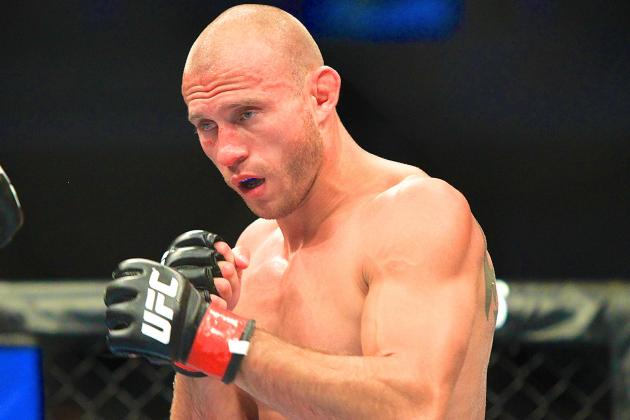 Donald Cerrone Will Drop to Featherweight After UFC 167 Fight with Evan Dunham