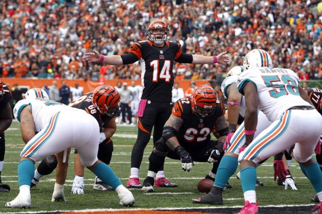 Bengals vs. Dolphins: TV Info, Spread, Injury Updates, Game Time and More