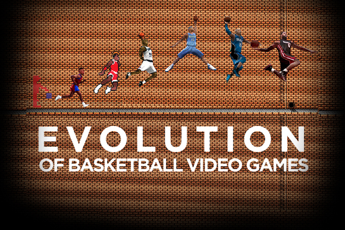 Evolution of Basketball Video Game Graphics