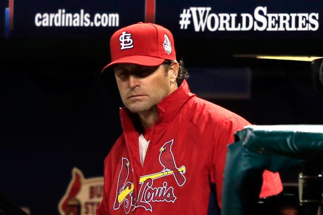 Cardinals' Matheny Defends Strategy