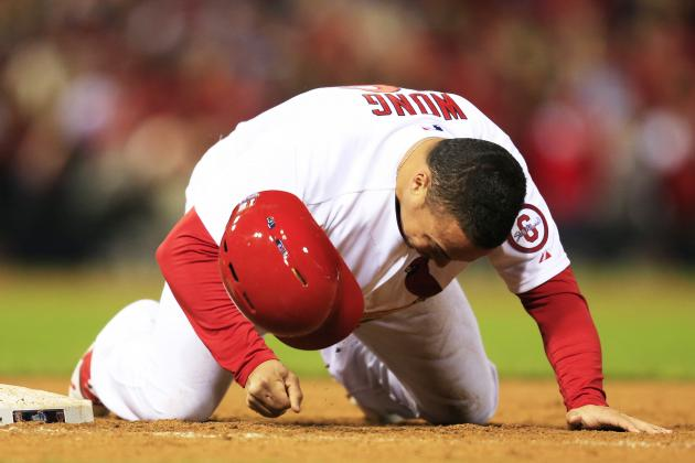 Wong Faces the Music After His Miscue
