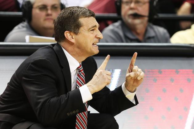Terps Men's Basketball Completes Sluggish Open Scrimmage