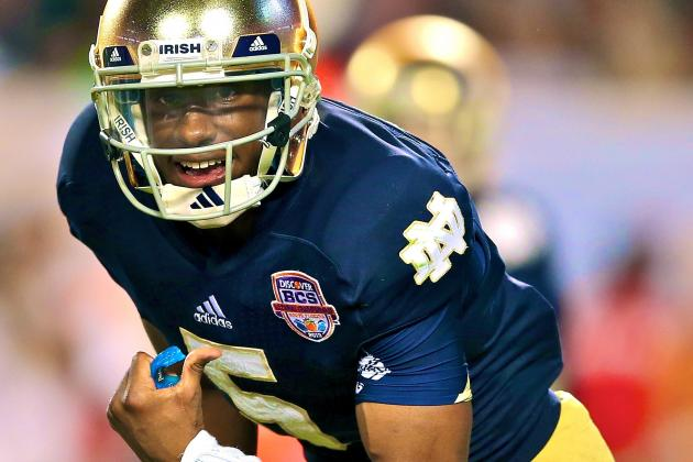 Everett Golson Reveals He Cheated, Talks Notre Dame Future in SI Video