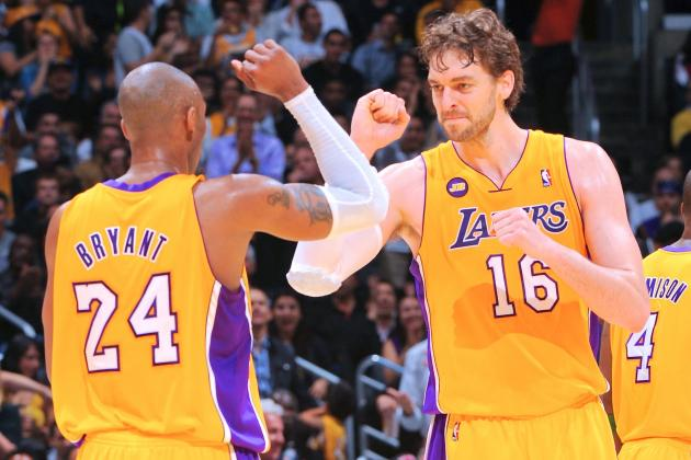 Los Angeles Lakers Strategy in 2014 Must Be One Borne out of Courage, Not Fear