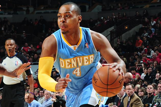Randy Foye Expected to Play in Opener