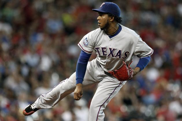 Arbitration Eligibles: Texas Rangers: MLB Rumors