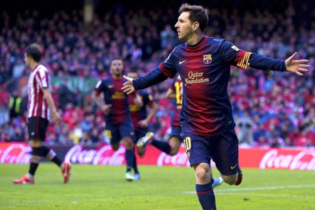 FIFA Ballon d'Or Candidates Named: Lionel Messi, Franck Ribery and More