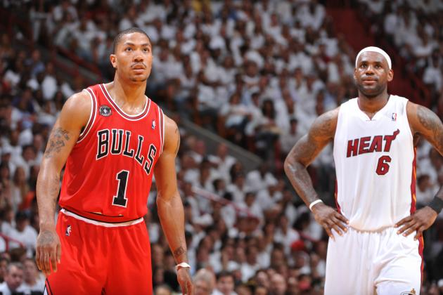 LeBron James and Miami Will Ruin the Return of Derrick Rose in the Season Opener