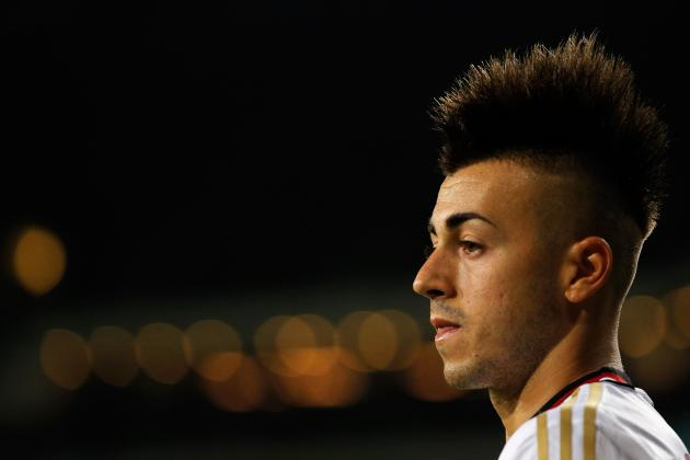 Complete Scouting Report on AC Milan's Stephan El Shaarawy