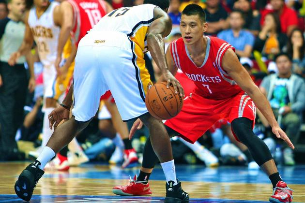 Jeremy Lin Benched in Favor of Patrick Beverley for Rockets Opening Night Lineup