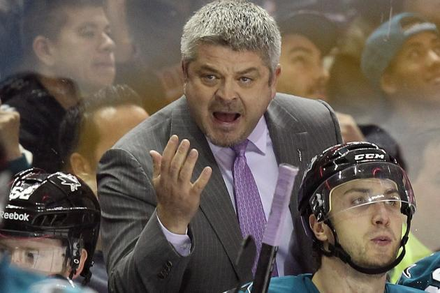 McLellan Misses Sharks Practice Tuesday