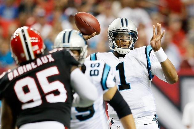 Atlanta Falcons vs. Carolina Panthers: Spread Analysis and Pick Prediction
