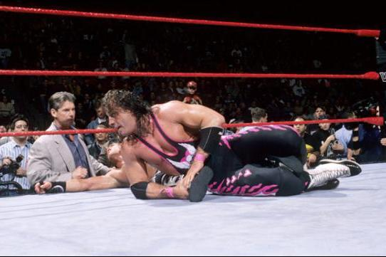 WWE Classic of the Week: Bret Hart vs. Shawn Michaels at Survivor Series 1997