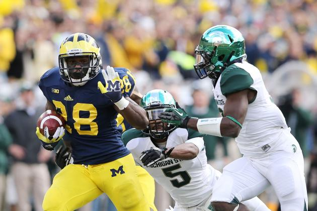 Michigan Wolverines vs. Michigan St Spartans: Spread Analysis, Pick Prediction
