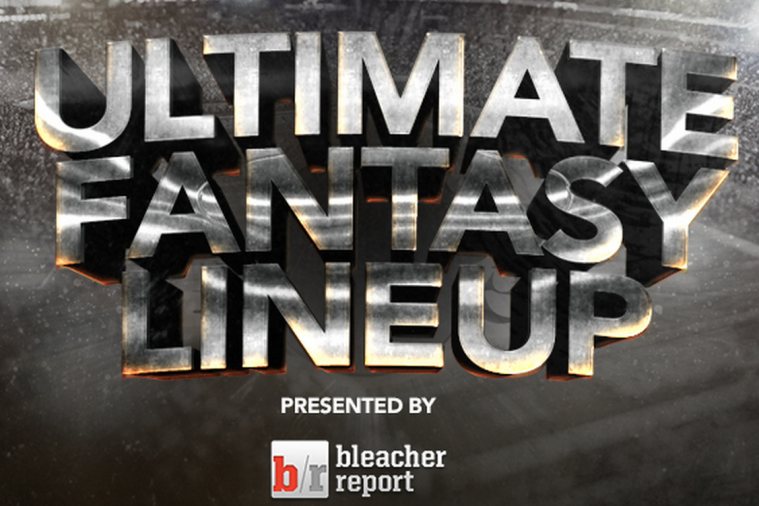 Ultimate Fantasy Football Week 8 Lineup