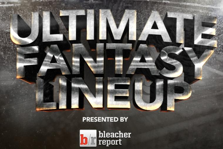 Ultimate Fantasy Football Week 8 Lineup